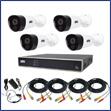 Комплекты видеонаблюдения по отличным ценам