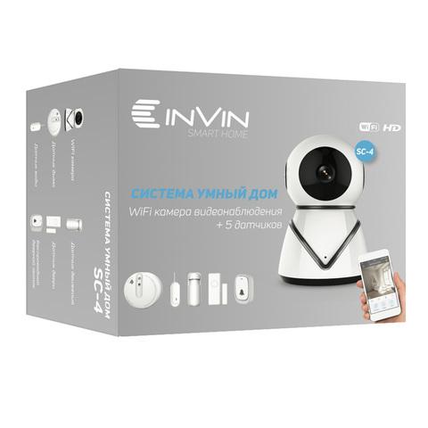 Смарт камера Invin SC-4   поступление на склад