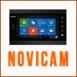 Поступление топовых домофонов NOVICAM