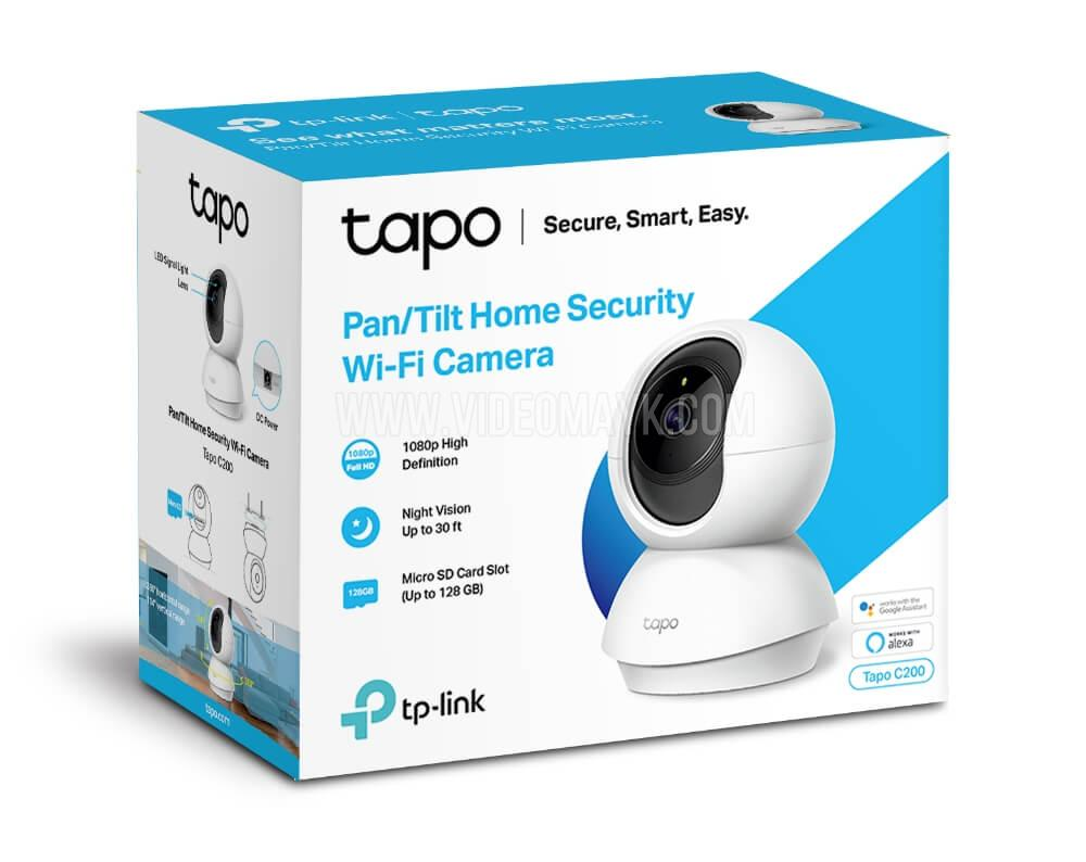 Tapo C200 Домашняя Wi-Fi камера