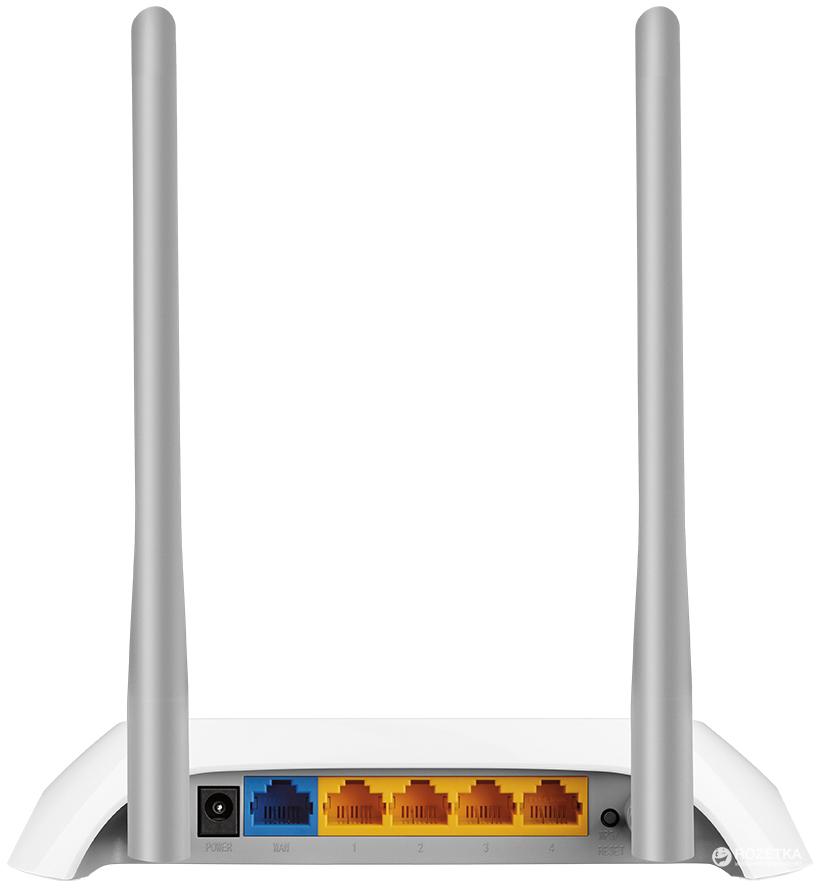 TL-WR850N N300 Wi-Fi роутер