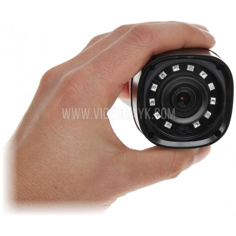 HDCVI видеокамера DH-HAC-HFW1400RP-0280B Dahua