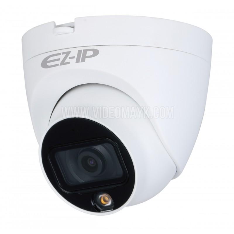 EZ-HAC-T6B20P-LED-0280B купол металл IP 67