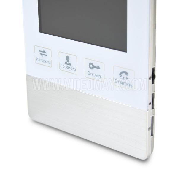 AD-470M S-White Видеодомофон ATIS