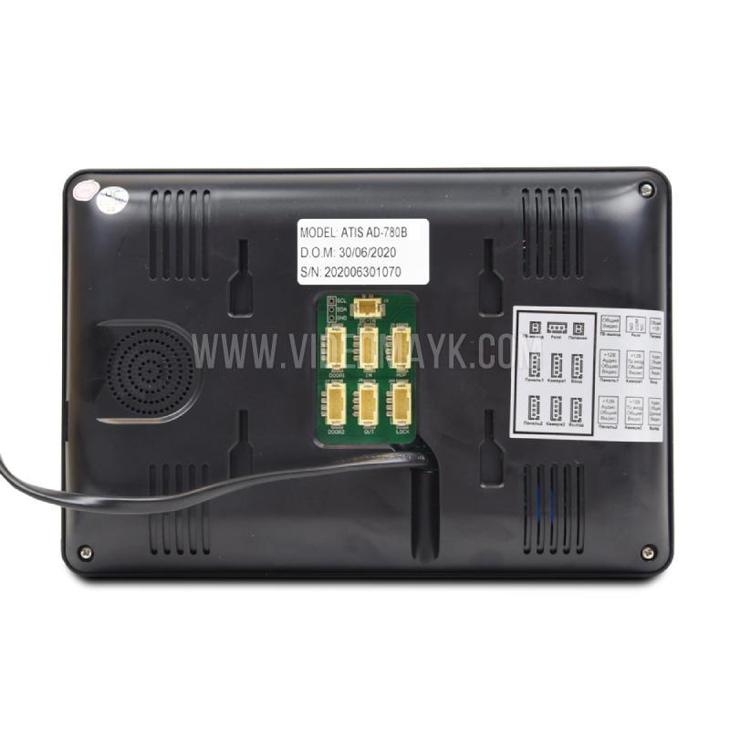AD-780 Black Видеодомофон ATIS