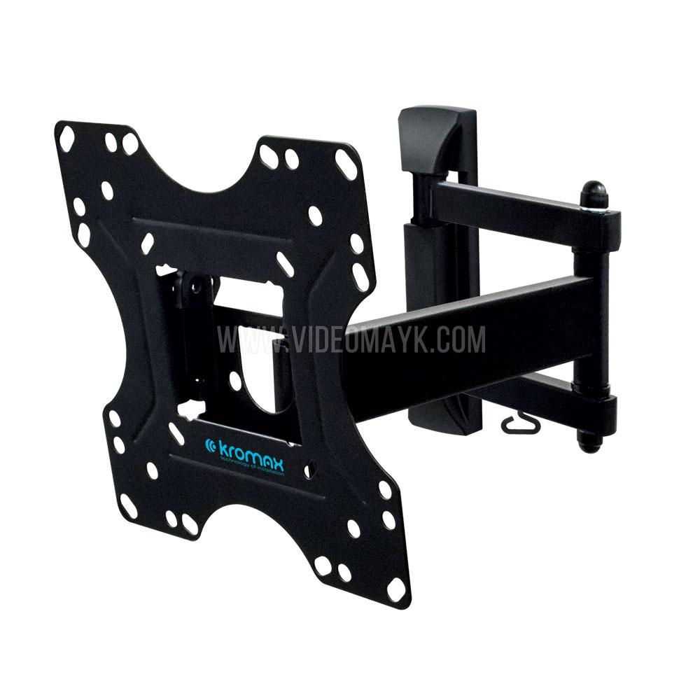 Настенный кронштейн для LED/LCD телевизоров KROMAX OPTIMA-214 BLACK