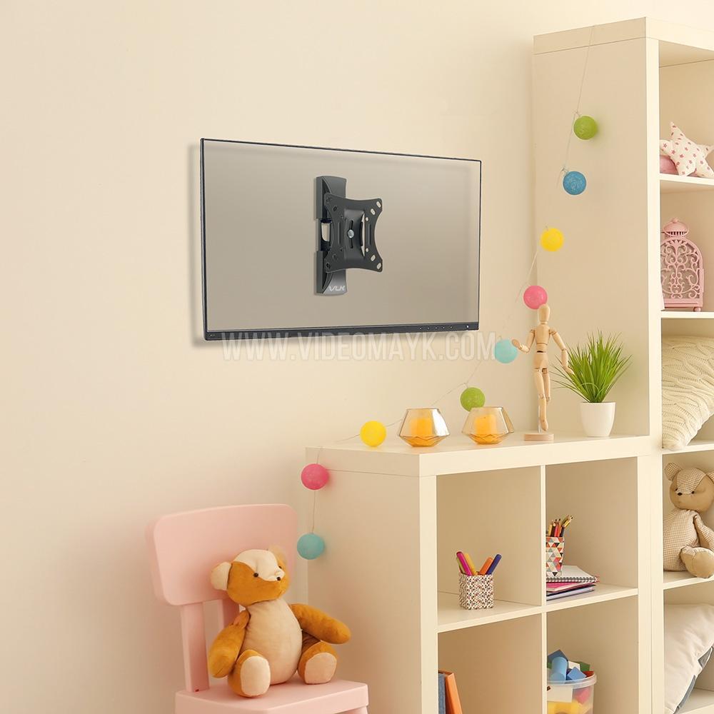 Настенный кронштейн для LED/LCD телевизоров VLK TRENTO-1 BLACK