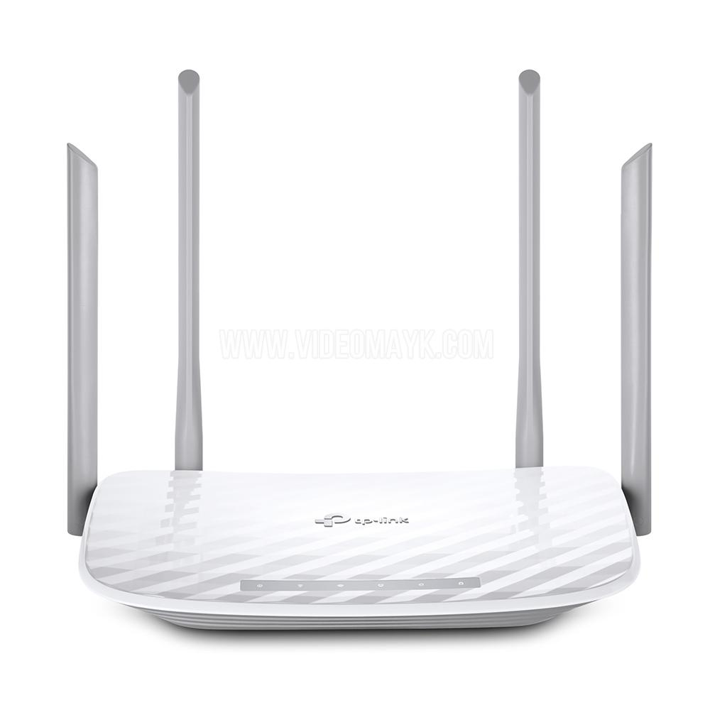 Archer C5 V4 AC1200 Двухдиапазонный Wi-Fi гигабитный роутер+USB