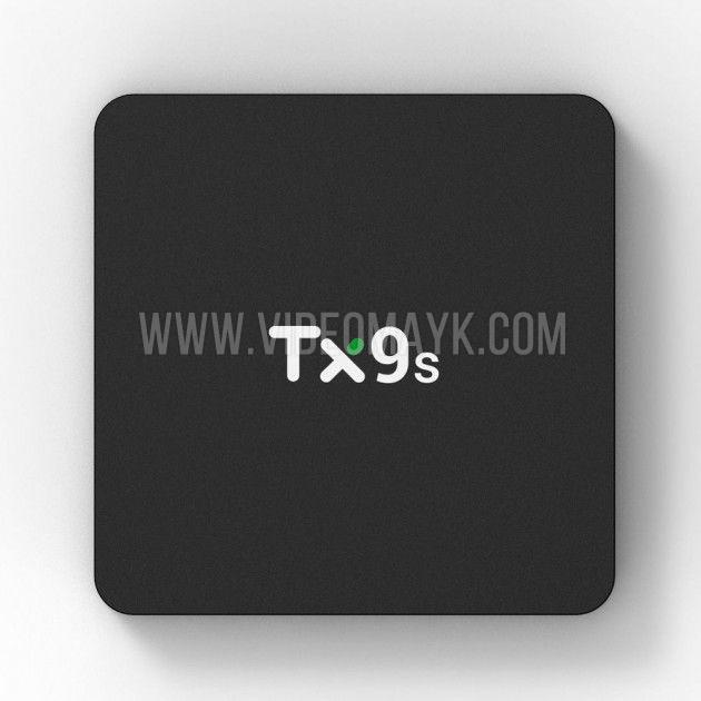 TANIX TX9S 2GB/8GB AMLOGIC S912 ANDROID TV BOX 8 ЯДЕР