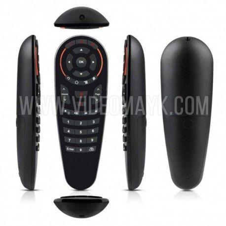 G30S Air Mouse пульт : гироскоп, микрофон, 33 кнопки для программирования