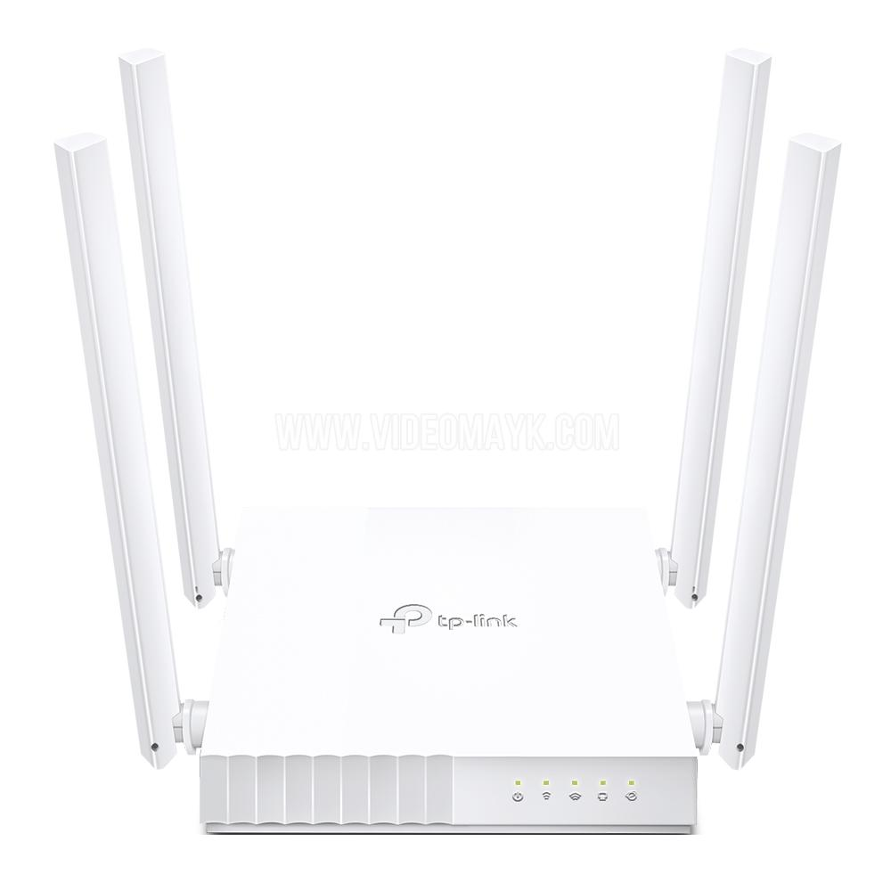 Archer C24 Новинка AC750 Двухдиапазонный Wi‑Fi роутер