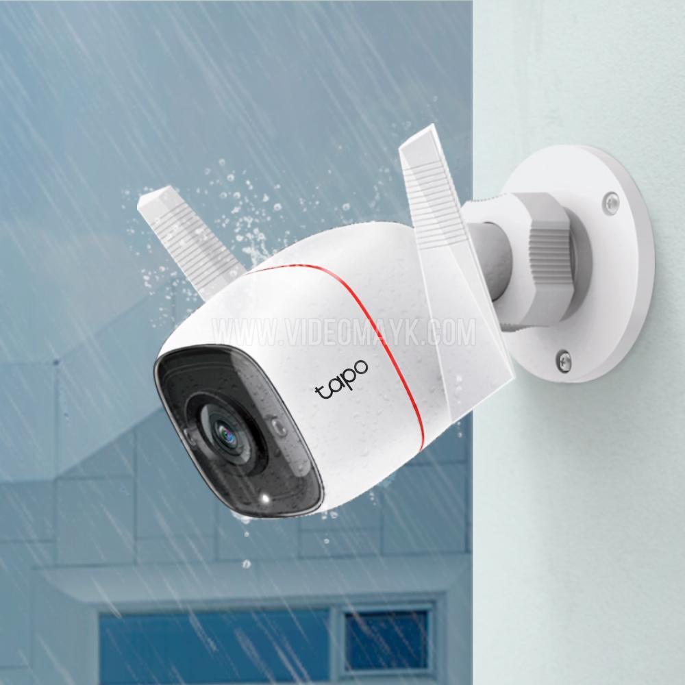 Tapo C310 Новинка Уличная Wi-Fi камера