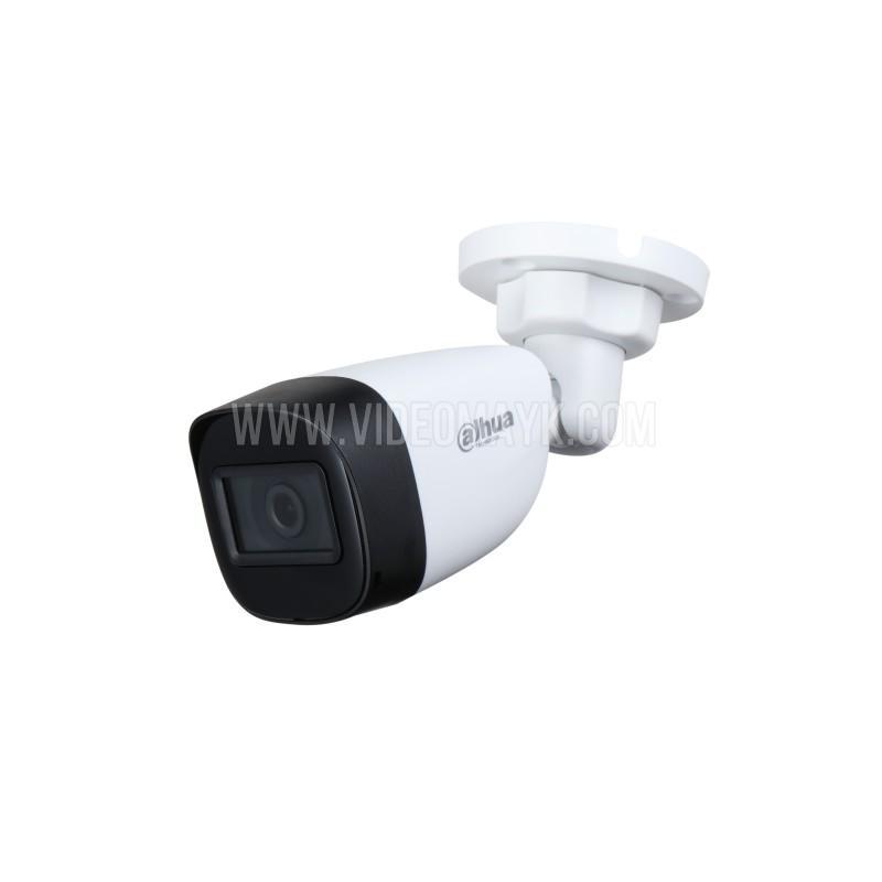 Уличная цилиндрическая HDCVI-видеокамера DH-HAC-HFW1200CP-0360B