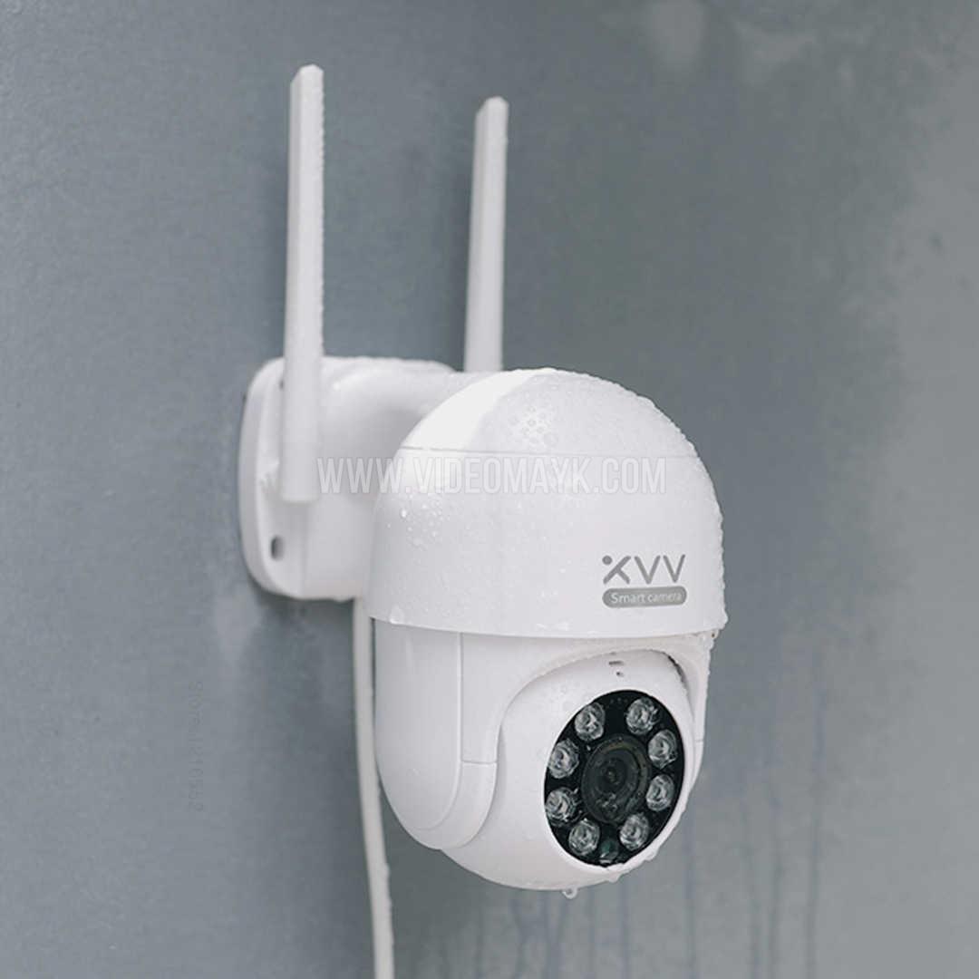 IP-камера наружного наблюдения Xiaomi Xiaovv Outdoor Camera 2K (XVV-3630S-P1)