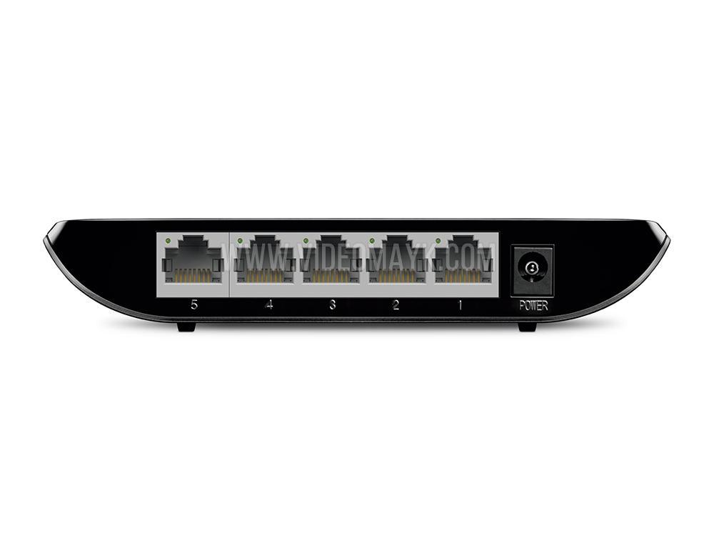TL-SG1005D 5-портовый гигабитный настольный коммутатор