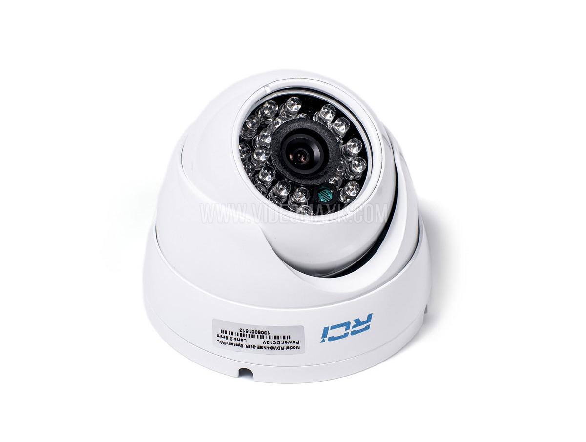 Муляж видеокамеры купольной - Интерактивный