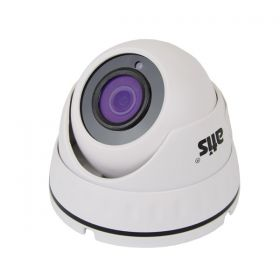 Видеокамера AMVD-2MIR-20W/2.8 цветная купольная для видеонаблюдения