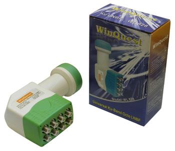 WINQUEST WL-828 Octo Universal - универсальный конвертер