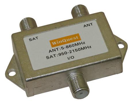 Диплексор TV/SAT GC02-01