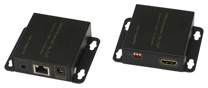 HDEX007M1 50M single CAT5E/6 HDMI Extender & IR