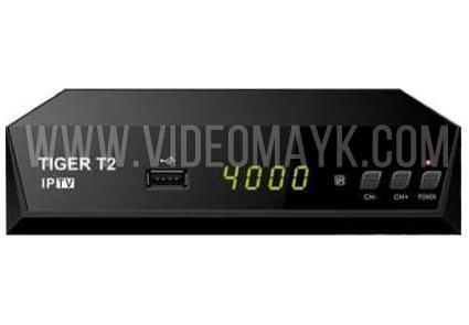 Tiger DVB-T2 + программируемый пульт