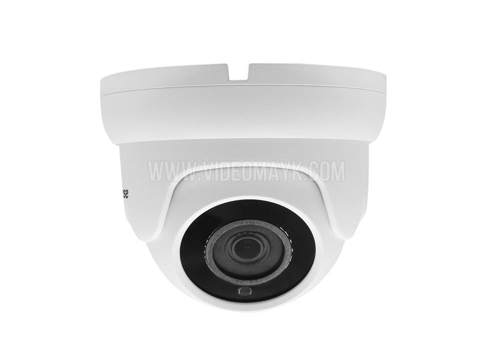 Камера купольная Longse™ LIRDBAHTC200FEH 2MP 4IN1 HD Dome IR 20m