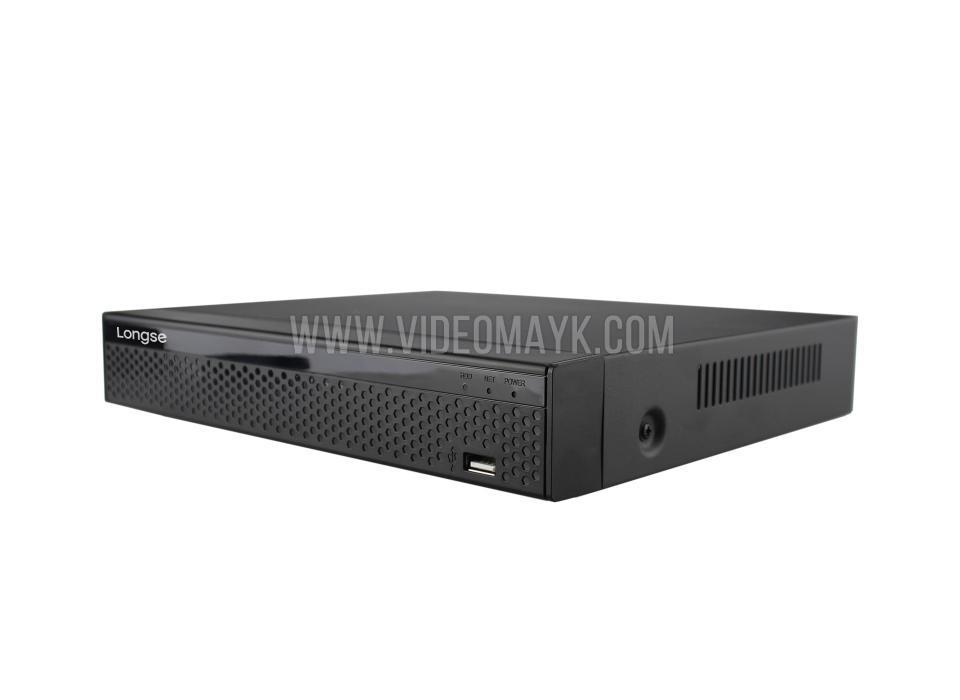 Видеорегистатор Longse™ 16-ти канальный гибридный XVRDA2116D
