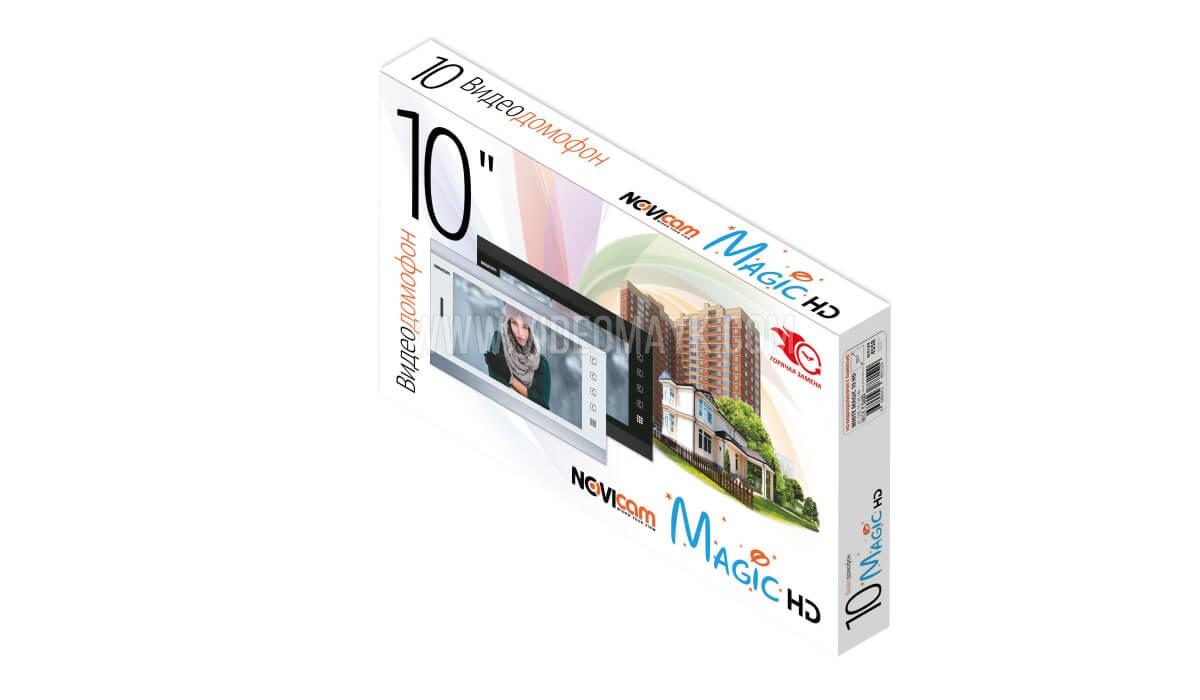 NOVIcam MAGIC 10 WHITE HD