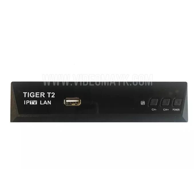 Tiger T2 Lan + IPTV