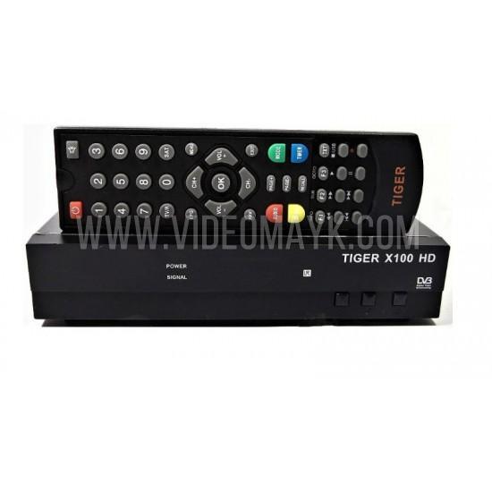 Tiger X100 HD с поддержкой AC-3 Dolby Digital