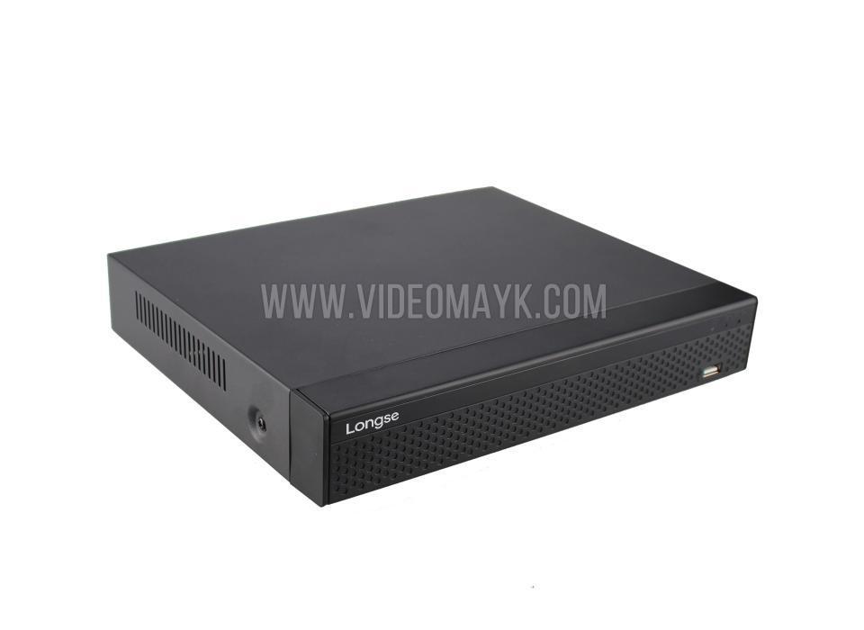 Видеорегистатор Longse™ 8-ми канальный гибридный XVRDA3108D