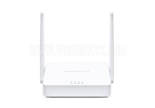 Маршрутизатор/роутер Mercusys MW301R Mercusys Ethernet 2 порта 802.11 b/g/n 300mbps 2
