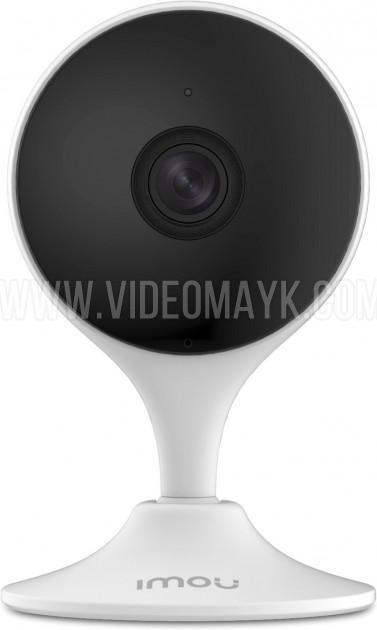 WIFi-видеокамера Dahua Cue 2 (IPC-C22EP) для системы видеонаблюдения