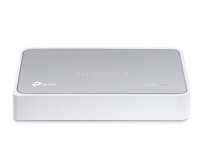 TP-Link SF1008D switch L2 8x10\100 Desktop