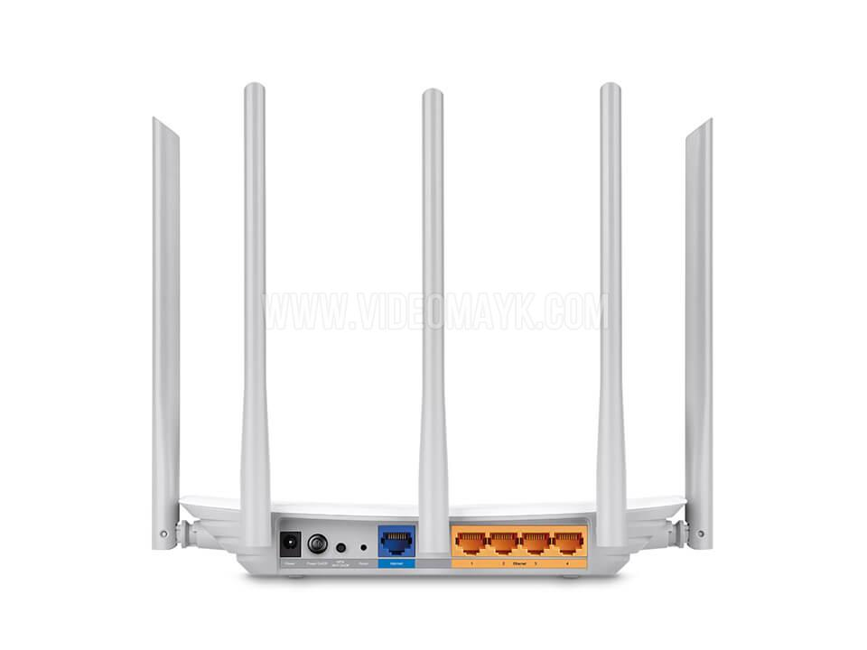 AC1350 Двухдиапазонный Wi-Fi роутер Archer C60